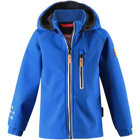 Reima Vantti Softshell Jacket Barn Blue